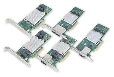 Soluciones para conectividad de almacenamiento