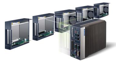 Ordenador modular para uso industrial