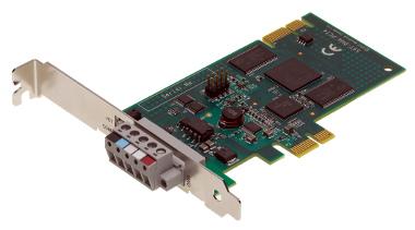 tarjetas PCIe de red SST