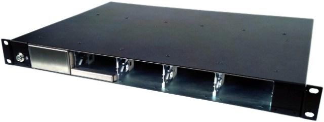 Chasis MicroTCA para PCIe Gen 3