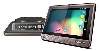 PC ARM en formato panel