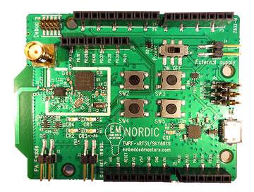 Kit de evaluación Arduino