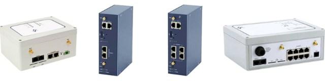 Routers industriales para la IIoT
