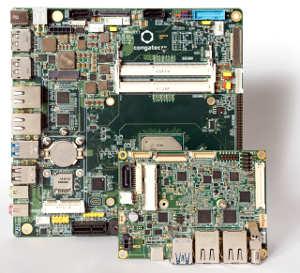 Placas Thin Mini-ITX y Pico-ITX