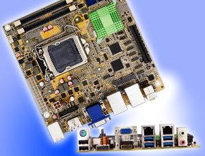 Placa madre mini-ITX con procesadores Skylake