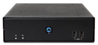 Box PC para tres pantallas UHD