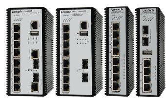 Switches PoE Full-Giga L2