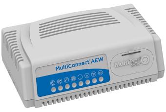 Convertidor de analógico a Ethernet para M2M