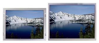 Módulos TFT-LCD VGA para exteriores