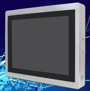 Paneles PC en acero inoxidable IP66/69K