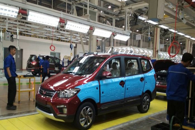 Pt Sgmw Motor Indonesia Industrial Tourism World