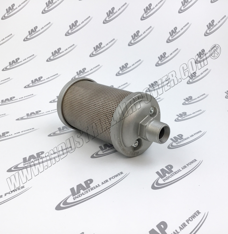 0111007 m07 air exhaust muffler