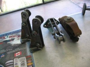 Direct replacement for your Econoline master cylinder