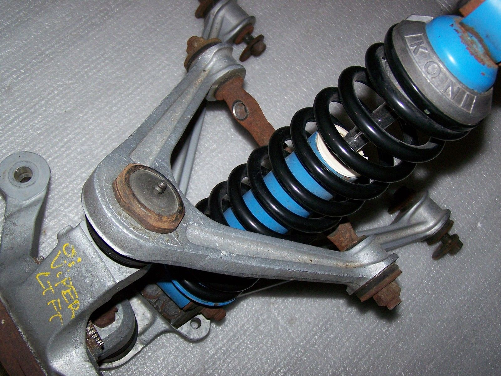 Dodge Dakota Based IFS – Industrial Chassis Inc