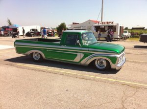 Taken by a friend at the HAMB Drags