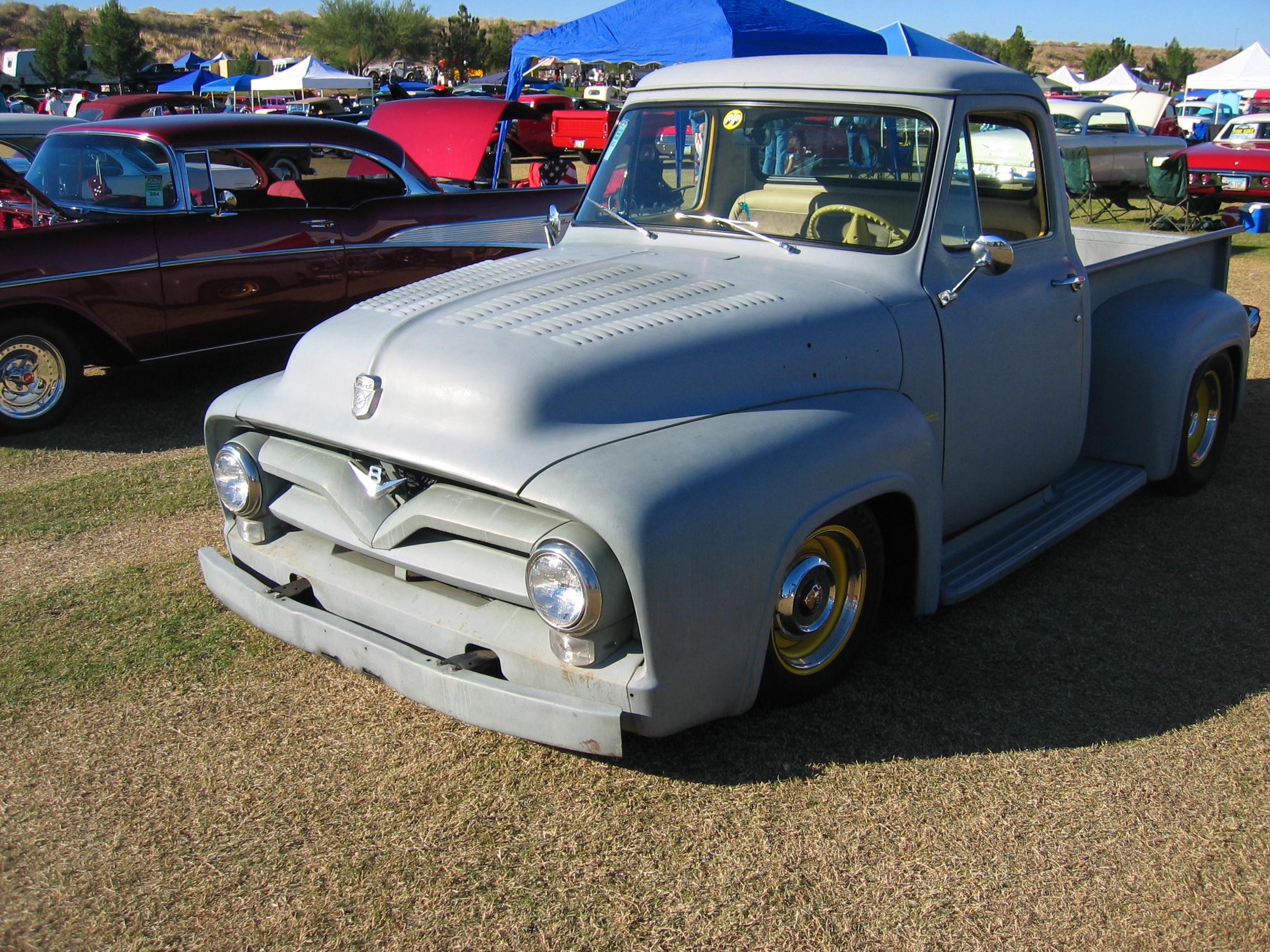 1953 56 f100 \u2013 industrial chassis inc