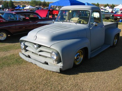 1953-56 F100 – Industrial Chassis Inc