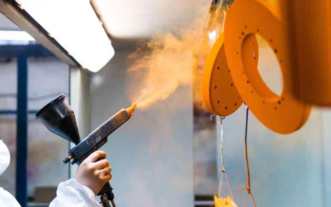 plasma spray coating