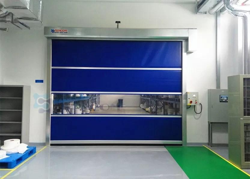 quality industrial high speed door high speed doors manufacturer
