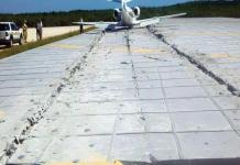 Emas Installed Key West Runway 9