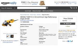 Amazon dives into industrial e-commerce
