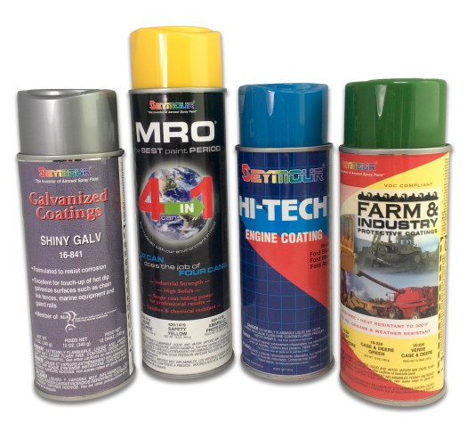 Specialty Metal Spray Paint