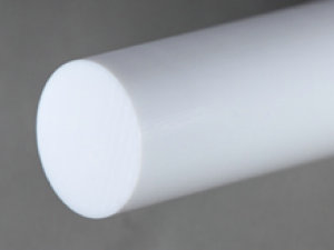 Black Recycle Plastic Pvc Solid Rod With Acid Amp Alkali
