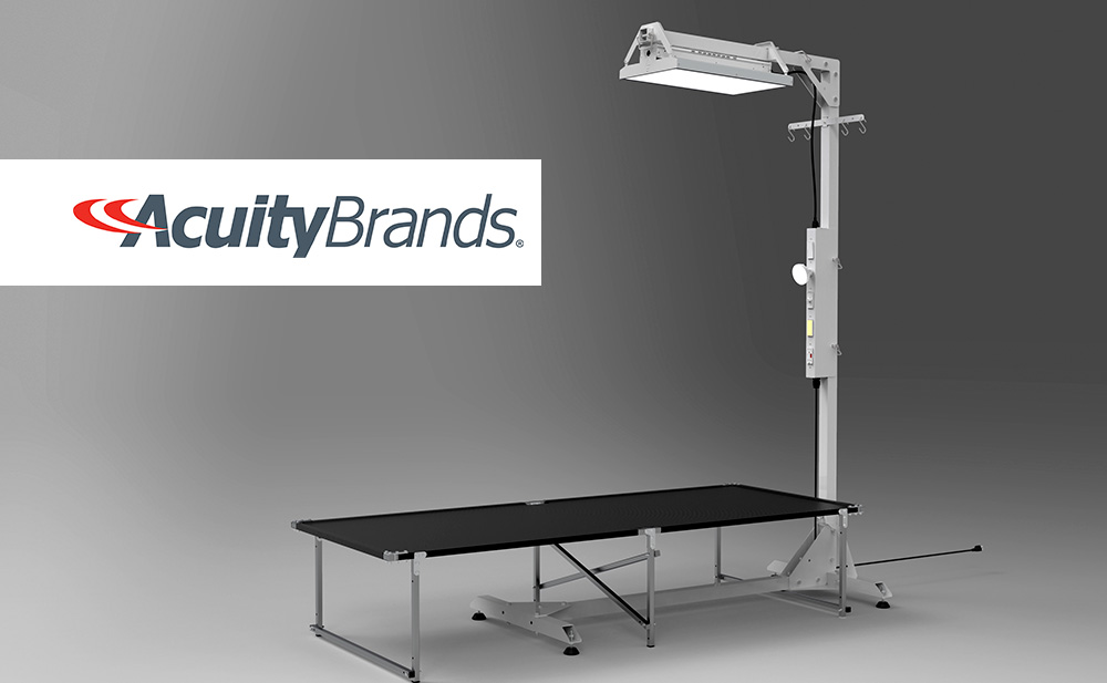 acuity brands lighting solutions for