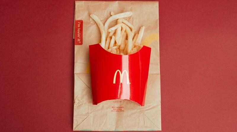 Papas a la francesa de McDonald's