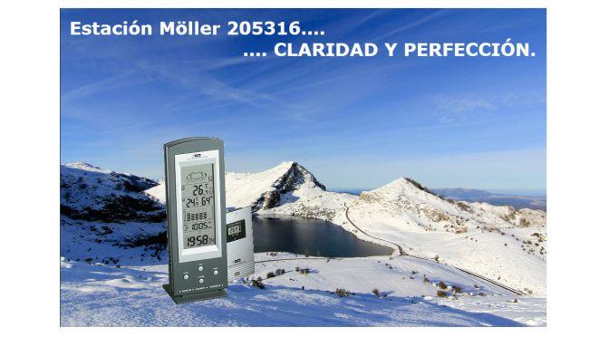 Estación 205316… CLARIDAD y calidad.