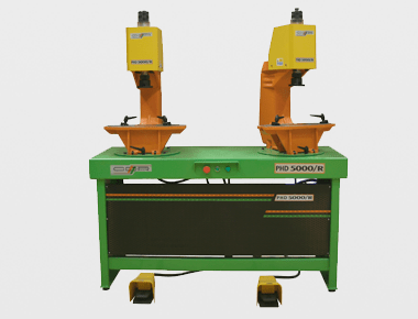 Prensa Hidráulica Doble – PHD-5000/R