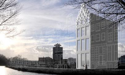 La plus grosse imprimante 3D du monde pour construire une maison