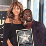 Halle Berry and Kevin Hart