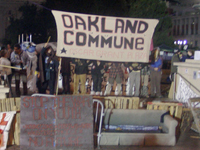 Battle for Occupy Oakland Begins with Police Raid