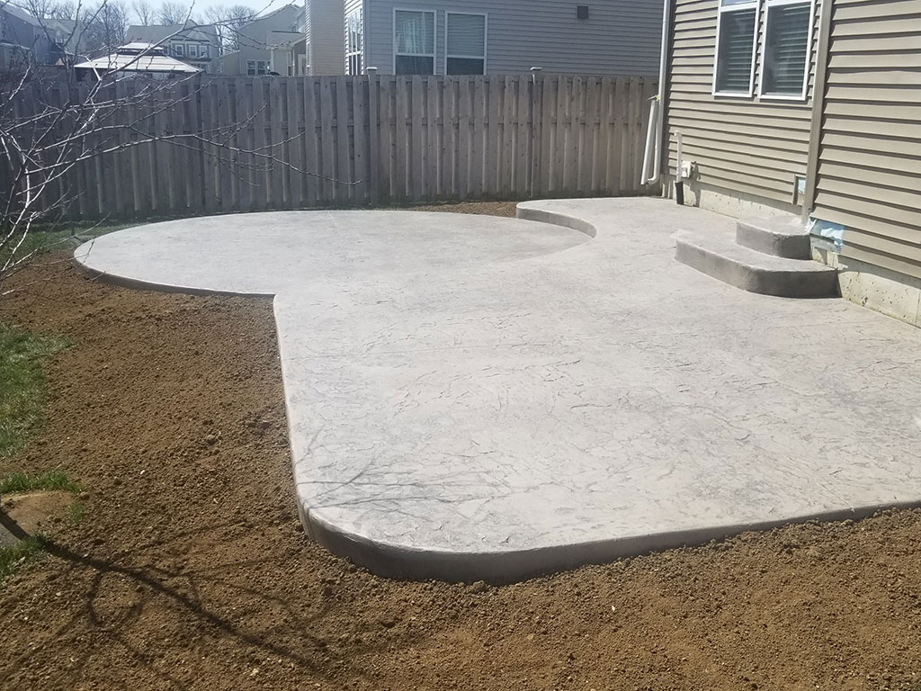 zionsville two level patio indy