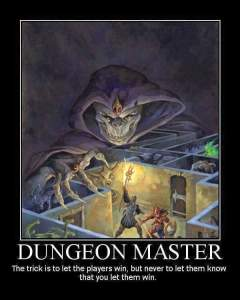 The Good Dungeon Master