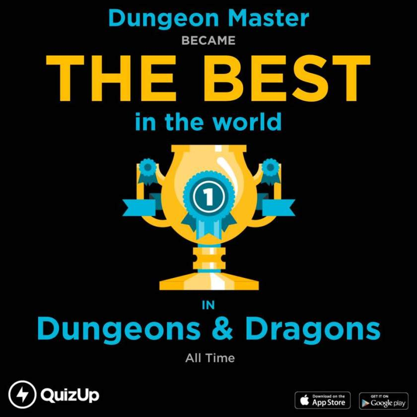 Best in the World in D&D