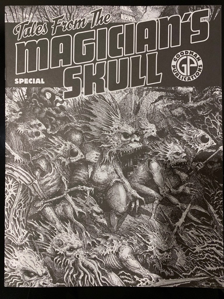 Tales from the Magician's Skull Issue No. 0
