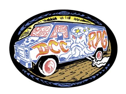 DCC RPG Road Crew Van