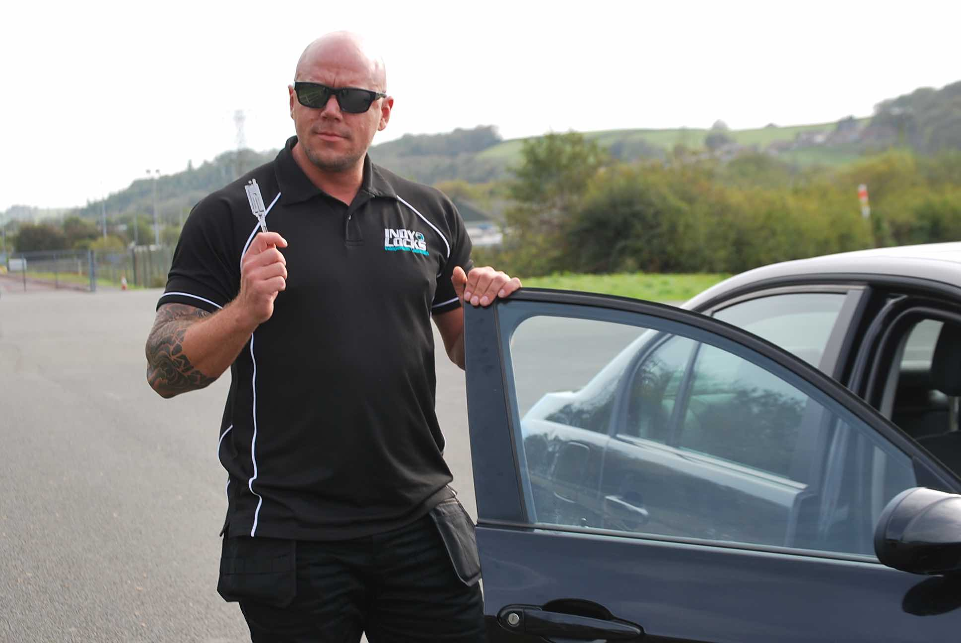 Indy locks Car Locksmith Carmarthen Swansea Llanelli Locksmith Services Vehicle Carmarthen