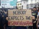 NOBODY EXPECTS THE #SPANISHREVOLUTION