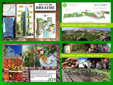 cities as forests : infrastructure and participation