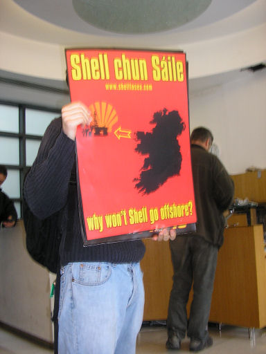 Shell HQ Dublin