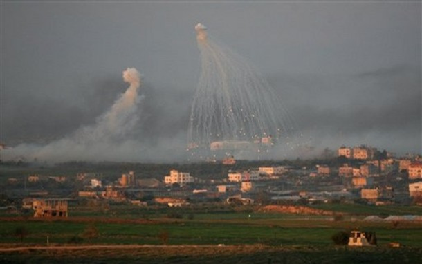 Gaza invasion - photo 3