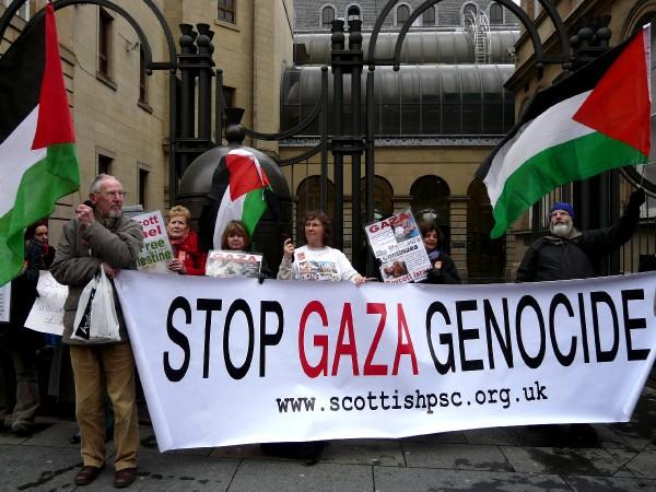 Genocídio Israelense em Gaza