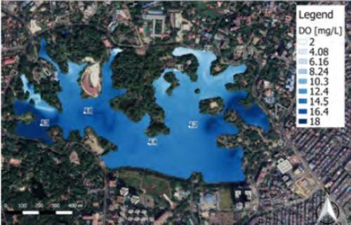 kandawgi Lake