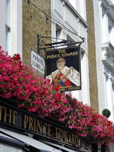 Edward pub