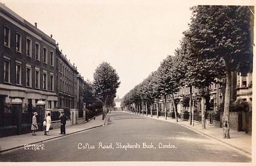 Shepherd's Bush 1904