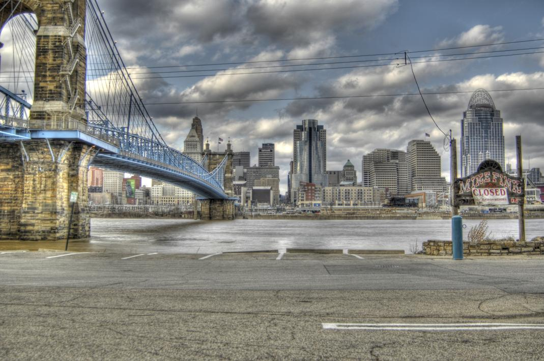 Cincinnati Ohio – HDR Photography (Part 1 of 3)