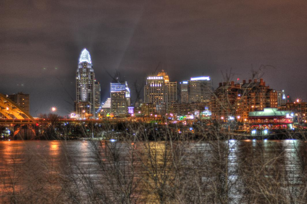 Cincinnati Ohio – HDR Photography (Part 3 of 3
